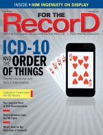 ICD-10 and the Order of Things